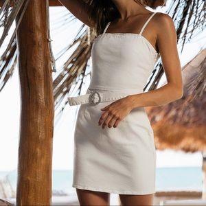 ✨NWT Billabong So Good Fitted Denim Dress